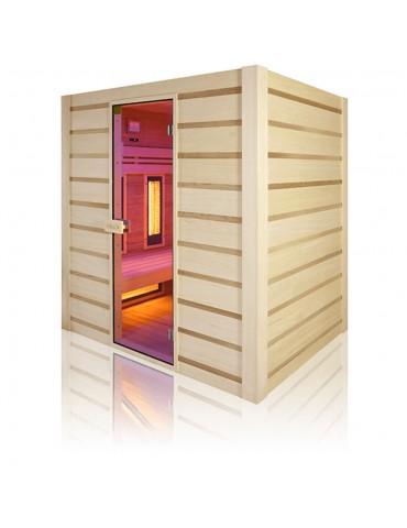 Sauna Hybrid Combi