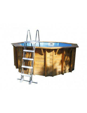 Piscine Bois Ubbink - Sunwater