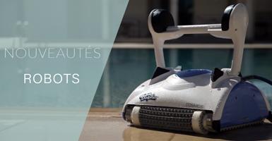 Robots pour piscines