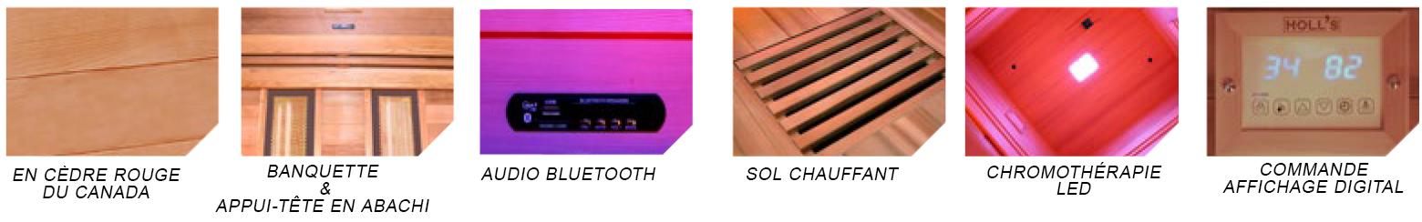 Bannier Technologies Sauna Multiwave